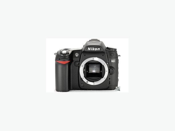 Nikon D80 10.2MP Digital SLR