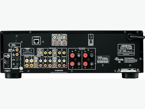 Onkyo TX-8050 Network Stereo Receiver (Black)-MINT!!