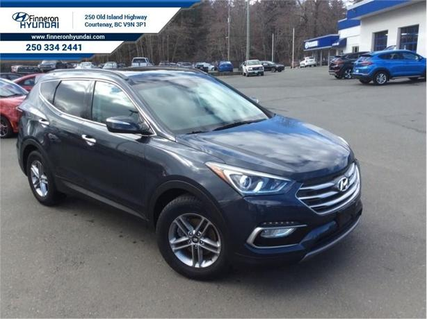 2017 Hyundai Santa Fe Sport 2.4L SE AWD  Leather, Panoramic Roof