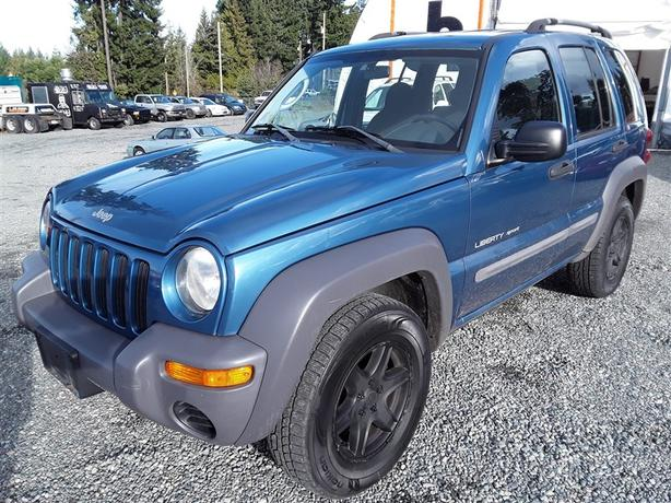 2003 Jeep Liberty 4x4