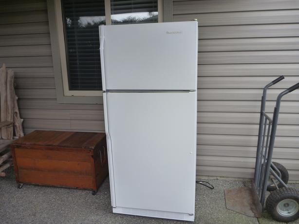Kitchen Aid Fridge