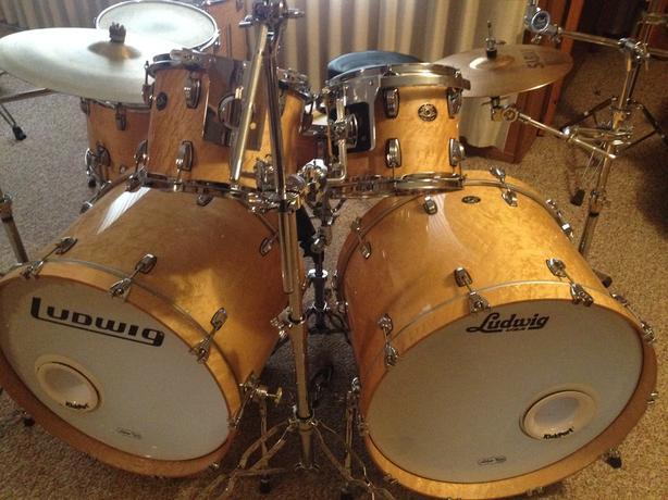 Drum kit Ludwig