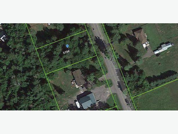 REDUCED! DUNNING RD, VARS - TREED LOT FOR SALE! Build your dream home!