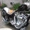 Super Custom Radical Motorcycle