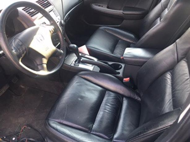 MUST SEE* 2007 Honda accord EX-L Leather automatic low 126KM's!!!