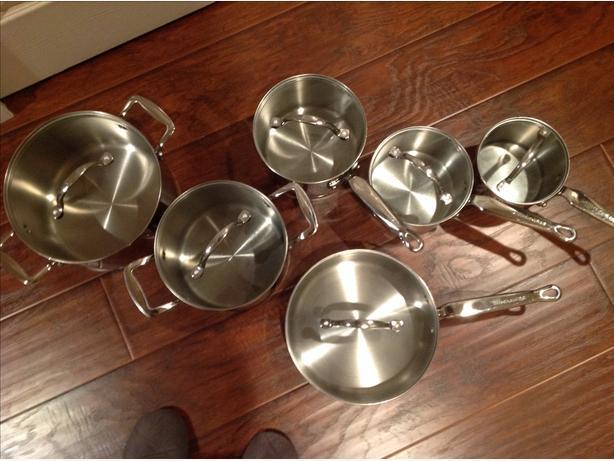 Kitchenaid Pots & Pans