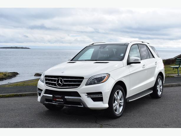 2013 Mercedes-Benz ML350 BlueTEC AWD - ON SALE! - FULLY LOADED!