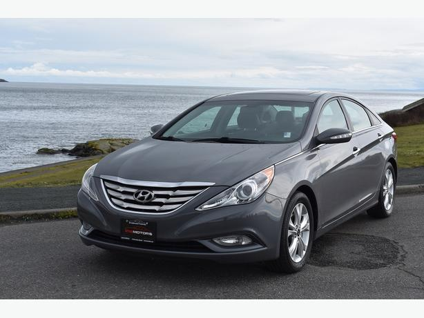 2011 Hyundai Sonata Limited - ON SALE! - LOCAL BC VEHICLE!
