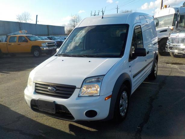2010 Ford Transit Connect XLT with Side and Rear Door Glass