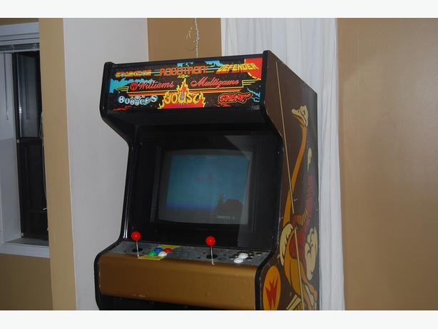 arcade cabinet 19 in 1