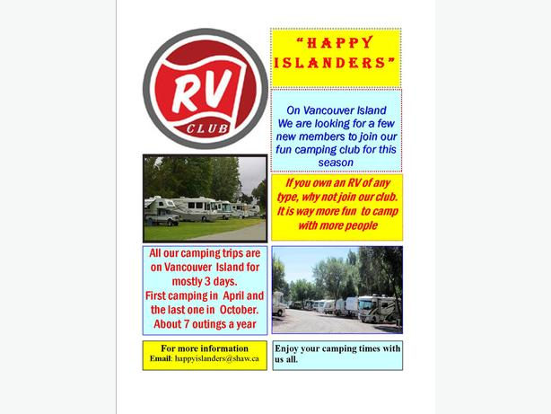 "RV Club ""Happy Islanders"""