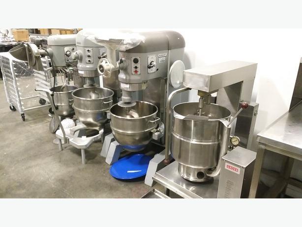 Sat, Mar 3 - New & Used Restaurant Equipment Liquidation Auction!