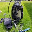 2 SCUBA GEAR seling all in one