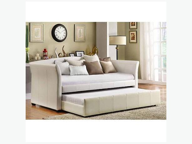 BRAND NEW BEAUTIFUL LEATHER BED !!GOING FOR $549 WITH FREE DELIVERY