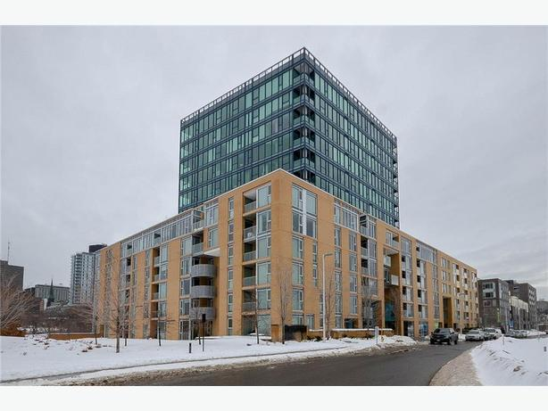 210-200 LETT ST. K1R 0A7. 2 Bed Condo FOR RENT in Lebreton Flats