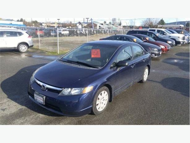 2007 Honda Civic DX-G NO ACCIDENTS/ O.B.O