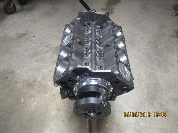 SMALL BLOCK CHEVY 383 STROKER MOTOR West Shore: Langford