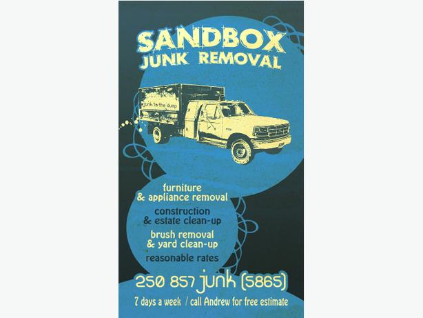 Junk Removal - 7 days/week