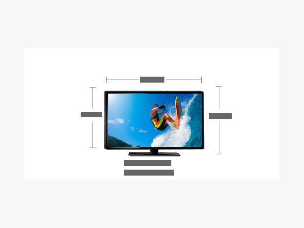 "Samsung 19"" TV"