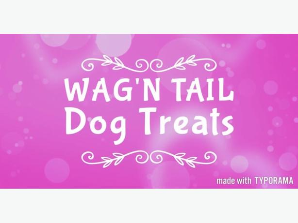 WAG'N TAIL all natural dog & cat treats