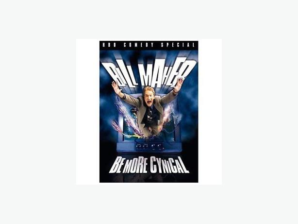 Be More Cynical - Bill Maher Sealed DVD