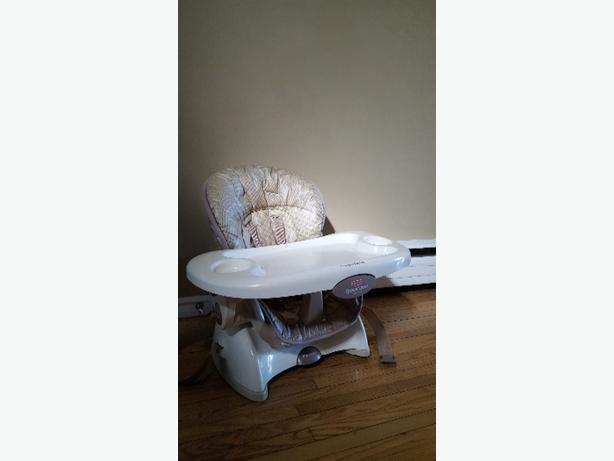 Space Saver High Chair