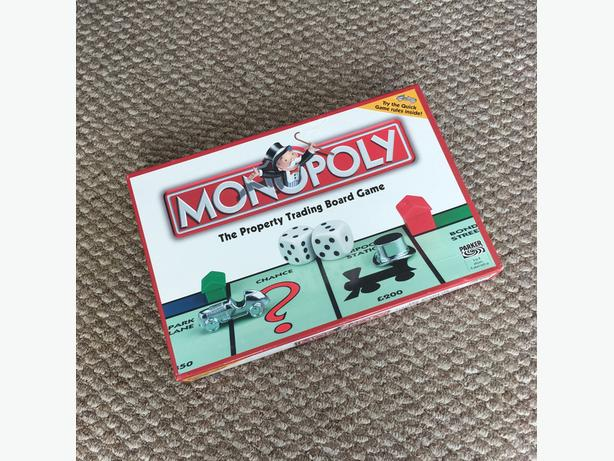 UK Monopoly