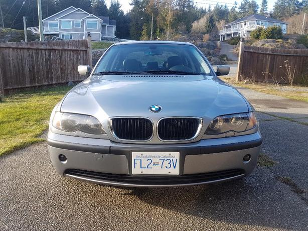2005 BMW 325i executive package