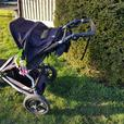 Mountain Buggy stroller with all accessories