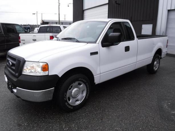 2005 Ford F-150 2WD Long Box