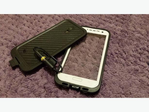 Samsung galaxy 4 Life Proof case-obo