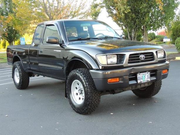 ISO Toyota Tacoma 1995-2004