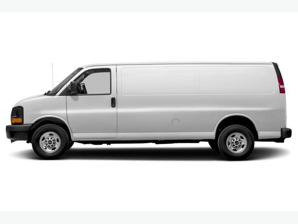 This Slightly Used Ext 2017 Savana Cargo Van Needs a Deserving Tradesman!!!