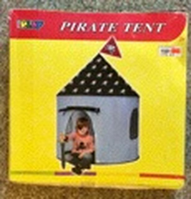 Pop-up Pirate Tent  sc 1 st  UsedVictoria.com & Pop-up Pirate Tent Victoria City Victoria