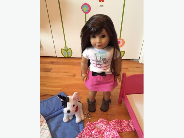 American Girl - Grace girl of the year 2015