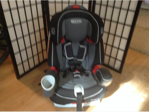 Nautalis 65 car seat