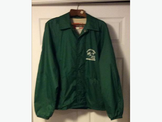 Retro Saskatchewan Roughriders Jacket