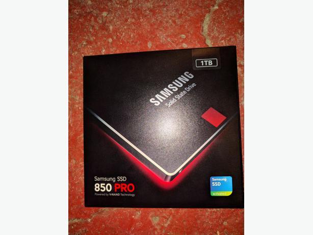 Samsung 850 Pro SSD 1TB - OEM/New/Sealed