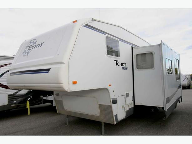 2007 Fleetwood Terry Resort 2652B - 17109X