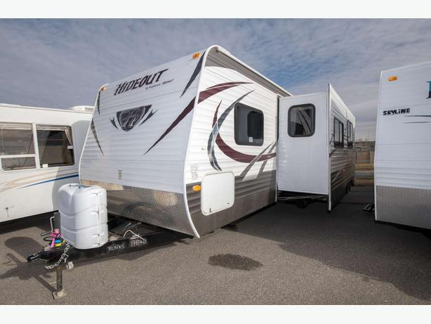 2008 Skyline Layton 297LTD - 1729U