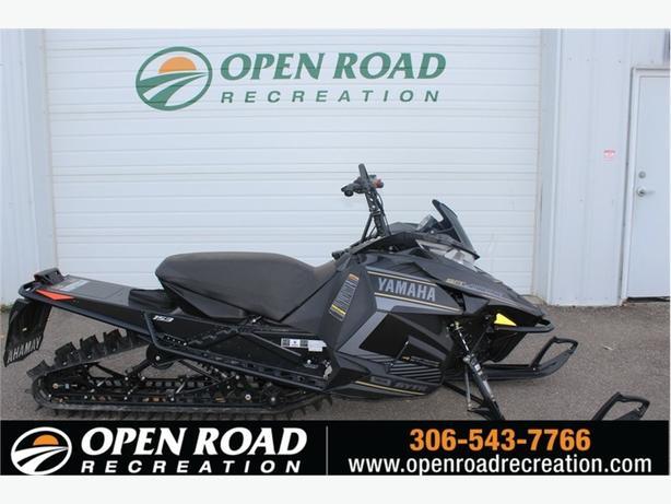 2016 Yamaha SRViper M-TX 153