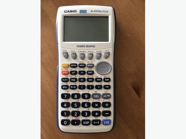 CASIO Graphic Scientific Calculator