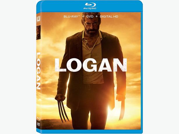 Logan BluRay-DVD-Digital Sealed