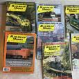 Model railroad magazines