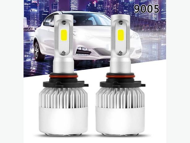 Brand New Set 2 LED 9005/HB3 6000k 36W Car Headlight Kit
