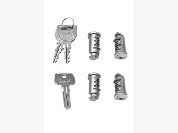 Thule Car Rack Lock Core with Key