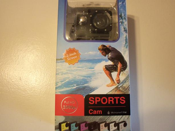 Sport cam HD 1080p - new