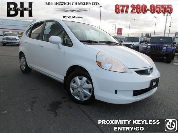2008 Honda Fit LX - Air - Tilt - Cruise