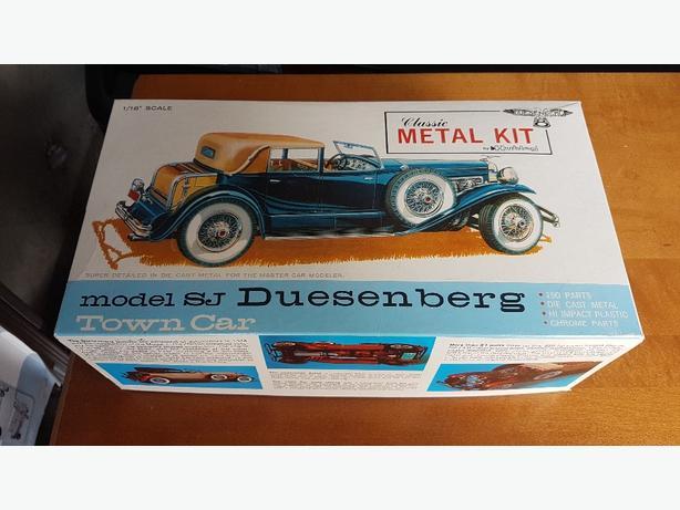 Duesenberg Model SJ 1/18