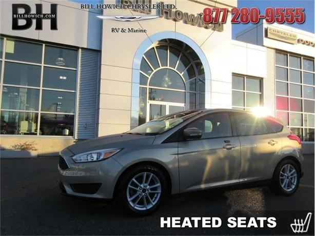 2015 Ford Focus SE - Air - Tilt - Cruise - $93.78 B/W